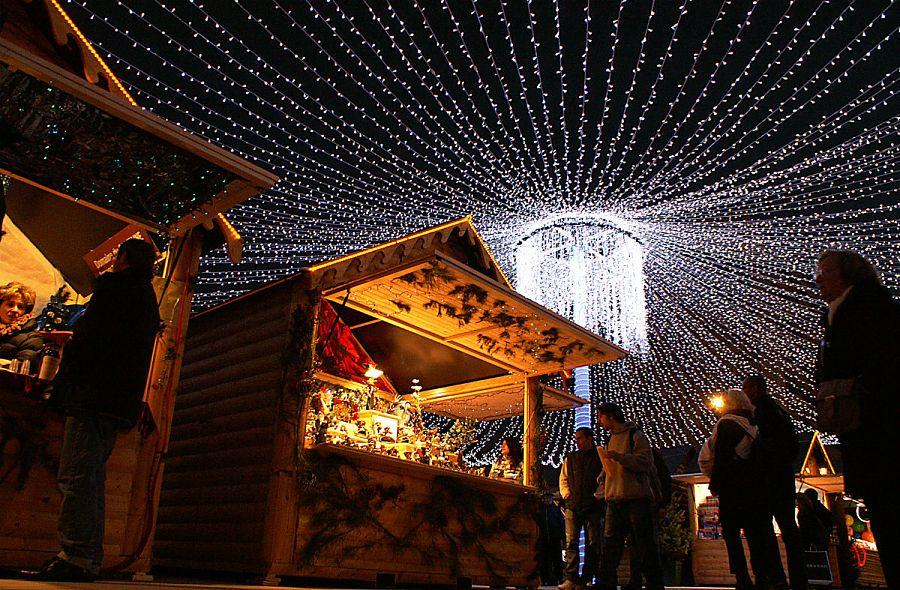 Marché de Noël à Pau