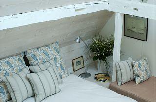 La Chambre Principale - l'appartement du Manoir - Clos Mirabel - location meubleé