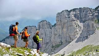 Les Orgues de Camplong dans le Parc National des Pyrénées